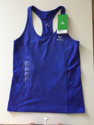 Erima Camisa deportiva lila-albaricoque