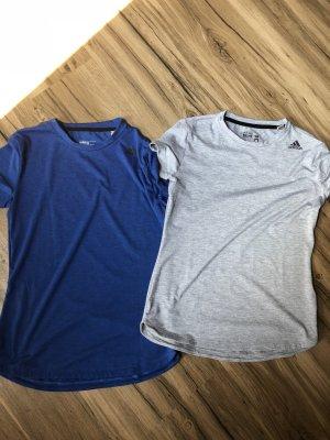 Funktionsshirts von Adidas, neuwertig