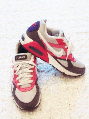 Funky Chic   Original Nike Air Max 90 in Pink, Weiß, Grau & Blau