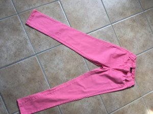 FUNKY FOXY LEGGING in pink von Pieces