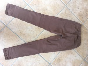 Pieces Treggings light brown-dark brown