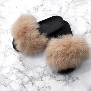 Sandalo comodo beige