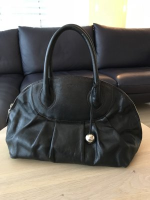 Furla Carry Bag black-black brown