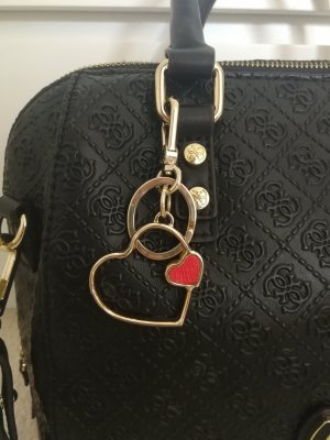 Furla Key Chain gold-colored-red