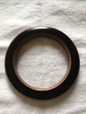 Furla Braccialetto nero-marrone