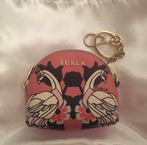 Furla Babylon Coin Purse Keychain