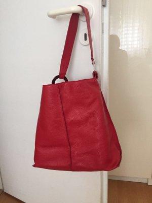 Furla Beutel-Handtasche, rot