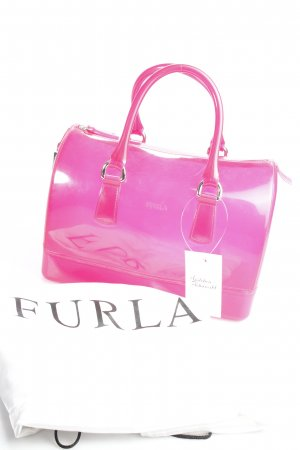 Furla Sac bowling rose style mode des rues