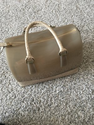 Furla Candy Bag mit Lederapplikationen!
