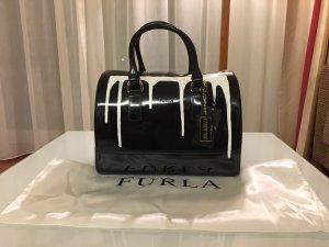 FURLA Candy Bag - neu und original - schwarz weiß