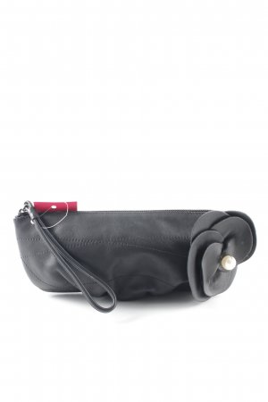 Furla Clutch schwarz Casual-Look
