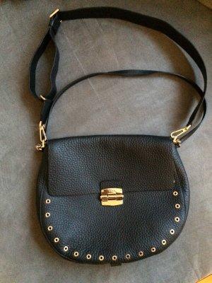 Furla Crossover Bag schwarz