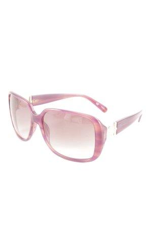 Furla eckige Sonnenbrille mehrfarbig Elegant