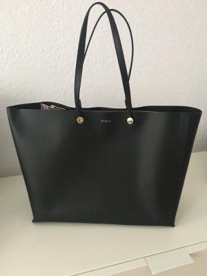 Furla Shopper zwart