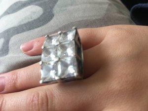 Furla Fingerring 55 Silber