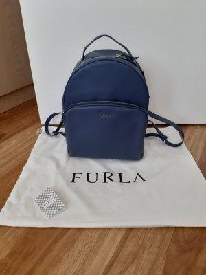 Furla Zaino trolley blu