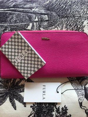 Furla Portemonnee roze
