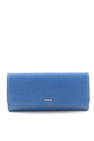 Furla Geldbörse blau Elegant