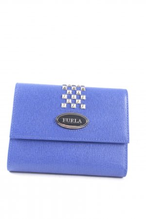 Furla Geldbörse blau Street-Fashion-Look