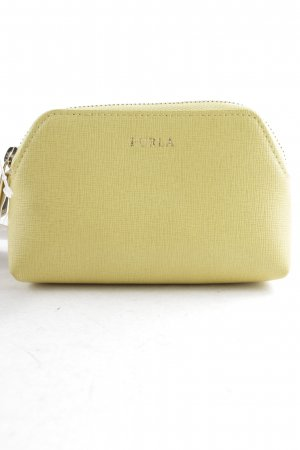 Furla Wallet yellow street-fashion look