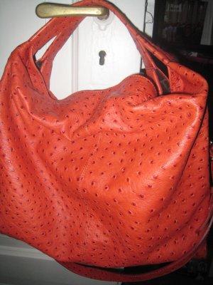 """Furla Handbag """"Elisabeth"""" in lachs-orange"""