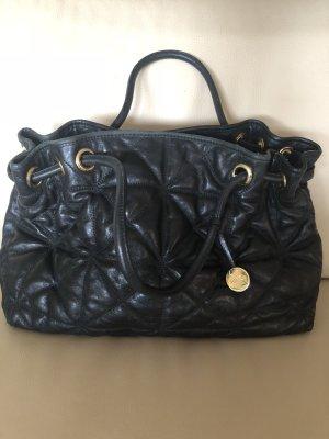 Furla Pouch Bag black leather