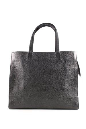 Furla Handtasche schwarz Business-Look