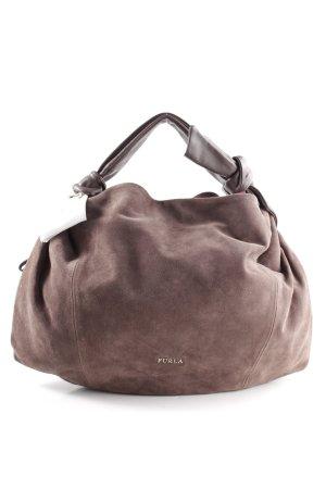 Furla Handtasche braun Casual-Look