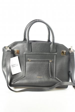 "Furla Handtasche ""Alice Small Top Handle Onyx"" schwarz"