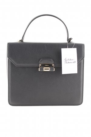 "Furla Handtas ""Chiara S Top Handle Bag Onyx 645820"" zwart"