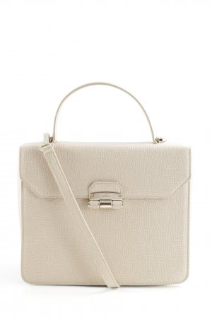 "Furla Handtasche ""Chiara Top Handle Tote Bag Small Acero"" creme"