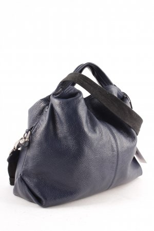 Furla Handtasche dunkelblau schlichter Stil