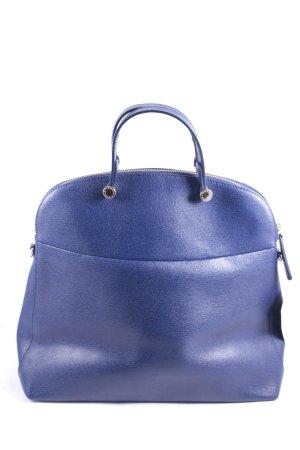 Furla Handtasche dunkelblau Street-Fashion-Look