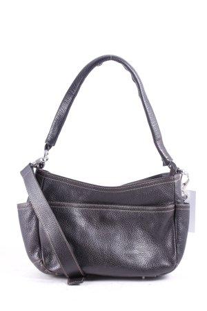 Furla Handtasche dunkelbraun klassischer Stil