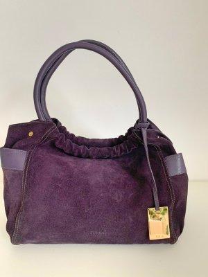 Furla Handtasche in violett