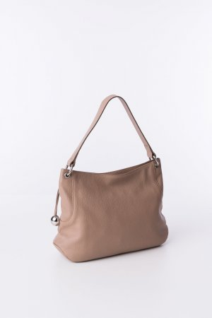 Furla Handbag taupe leather