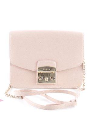 "Furla Handbag ""Metropolis S Crossbody Moonstone"" dusky pink"