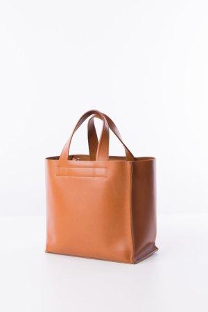 FURLA - Handtasche Muse S Cognac