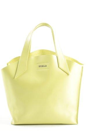 Furla Handtasche neongrün Elegant