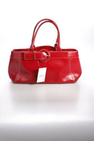 Furla Handtasche rot Business-Look