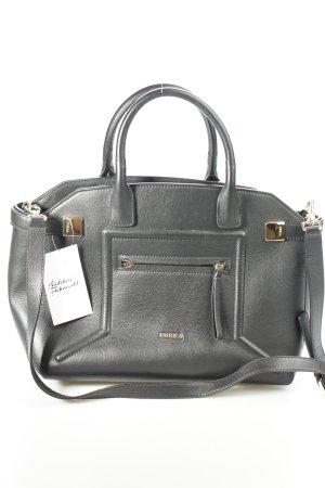 Furla Handtasche schwarz Modell Alice Small Top Handle Onyx