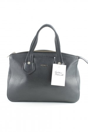 Furla Handbag black simple style