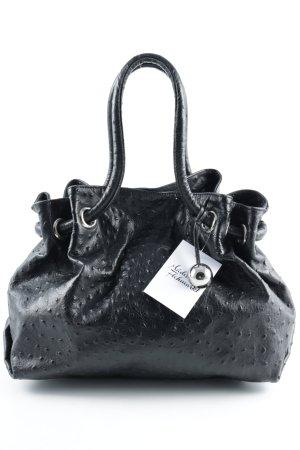 Furla Handtasche schwarz schlichter Stil