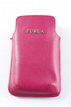 Furla Mobile Phone Case raspberry-red casual look