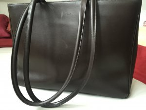 Furla Business Bag dark brown
