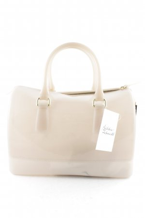 "Furla Sac Baril ""Candy Bag"" rose chair"