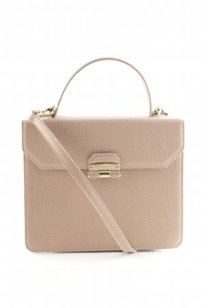 "Furla Carry Bag ""Chiara "" dusky pink"
