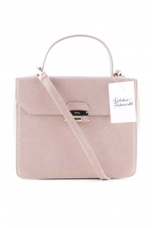 "Furla Henkeltasche ""Chiara Top Handle Tote Bag Small Moonstone"" altrosa"