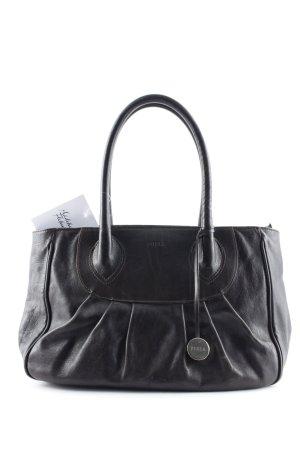 Furla Carry Bag dark brown casual look