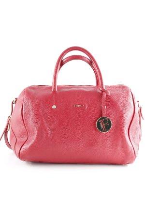 Furla Carry Bag dark red elegant